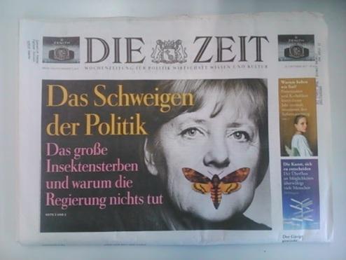 SchweigenDerPolitik