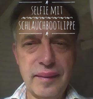 schlauchbootlippe